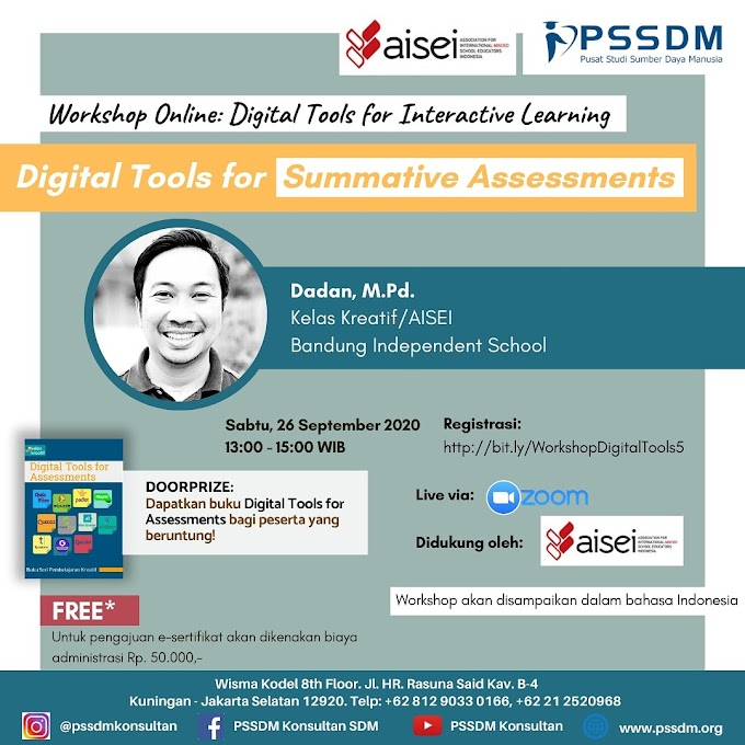 Digital Tools for Summative Assesment
