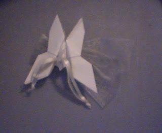 diy paso a paso  recuerditos en origami mariposa y flor lirio
