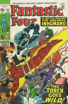 Fantastic Four #99
