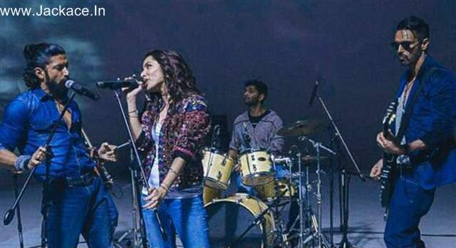 Rock On Revisited Song From Rock On 2 | Farhan, Shraddha, Arjun, Purab And Shashank