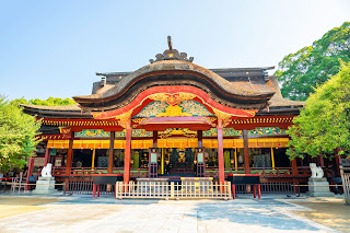Dazaifu Tenmangu Shrine