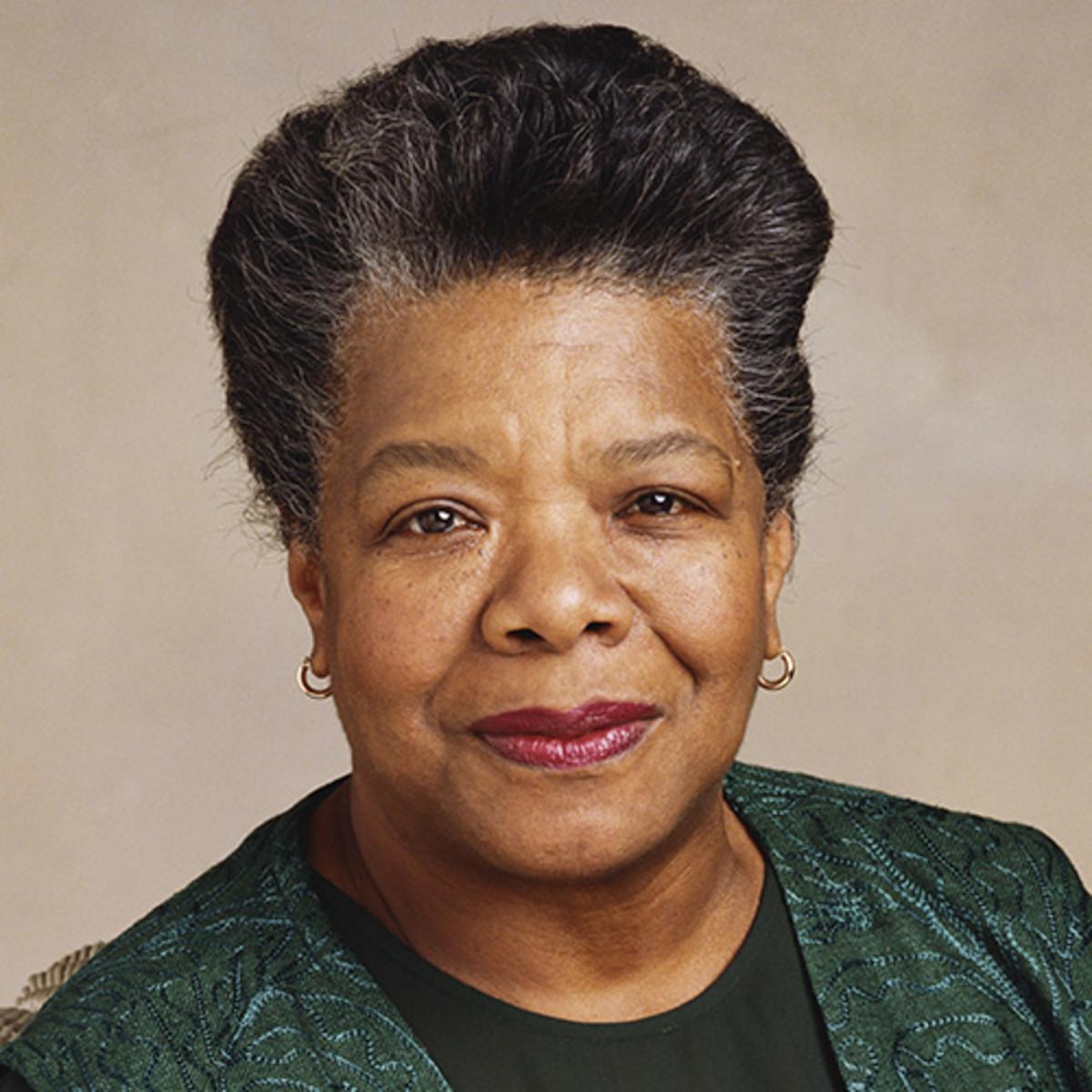 Maya Angelou English PLV