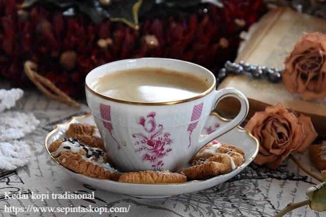 kedai kopi tradisional