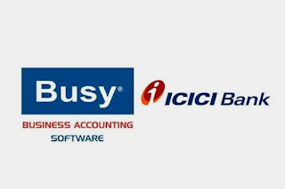 BUSY Accounting Software partnered with ICICI Bank