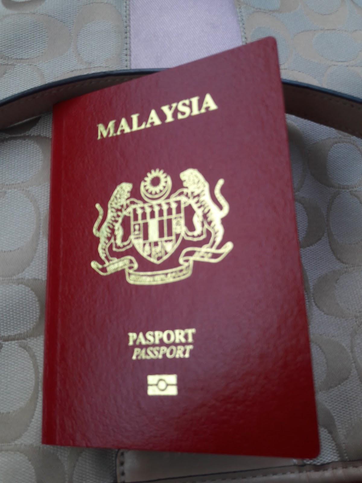 Pengalaman Pertama Kali Buat Passport CeLoteh MJ