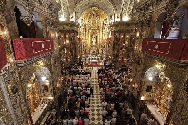 Informações e visita à Basílica de San Juan de Dios