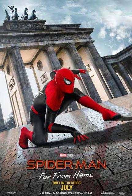 أفضل-10-أفلام-في-سنة-2019-حسب-موقع-Ranker-فيلم-Spider-Man: Far From Home