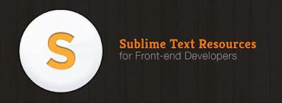 Persiapan Belajar ngoding - Mempersiapkan Text Editor sublime Text