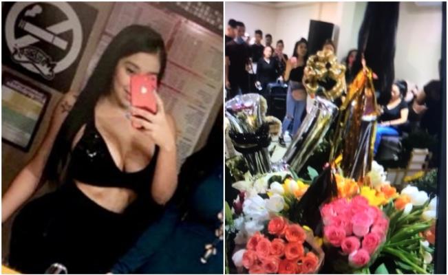 En plena pandemia Con mucha gente, música en vivo y sin cubrebocas, así fue el funeral de Valeria, una de las novias de La Unión de Tepito