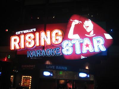 City Walk Orlando Rising Star Karaoke