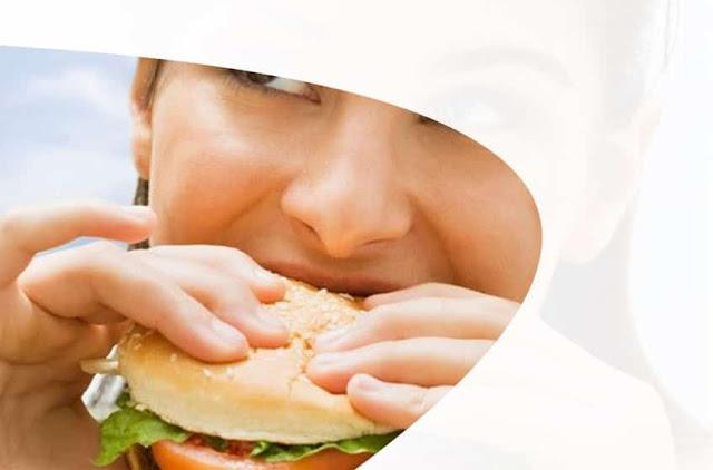 الجوع الدائم,عدم الشبع, الأكل بشكل زائد