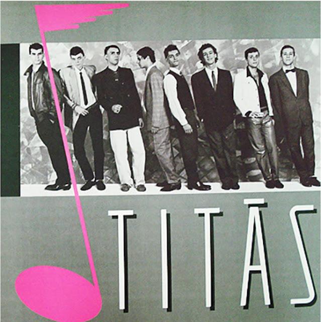 """""""Titãs"""", álbum de estreia da banda brasileira, completa 35 anos de lançamento"""