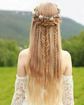 braided for teens