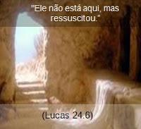 Imagem de Cristo Ressuscitou
