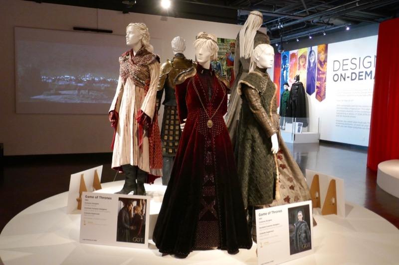 Game of Thrones final season costumes