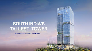 Agrim Skytower South Indias Tallest Tower
