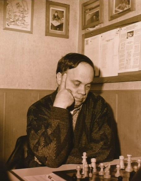 Jaume Anguera Maestro en 1985