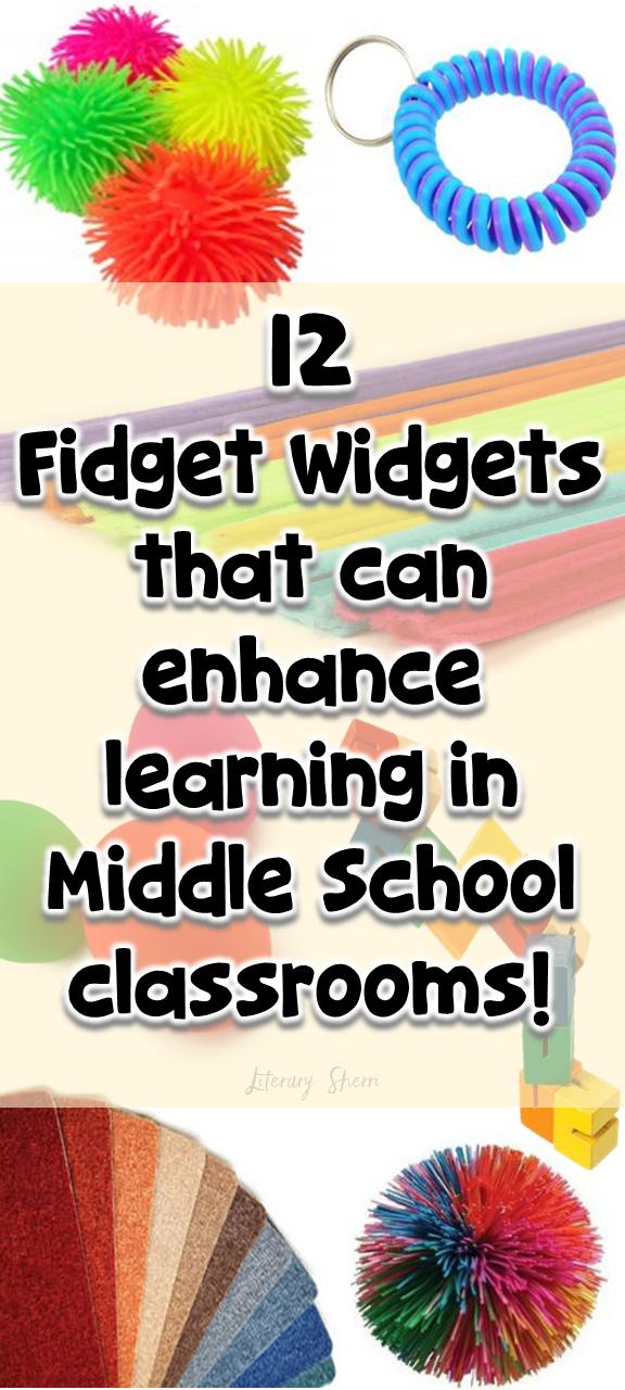 Literary Sherri Fidget Widgets Can Enhance Learning In