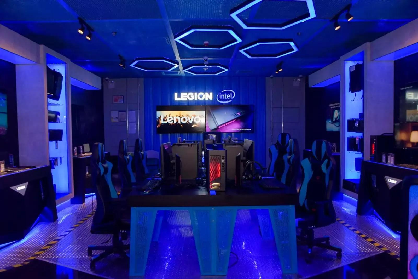 Lenovo Legion Concept Store Cebu