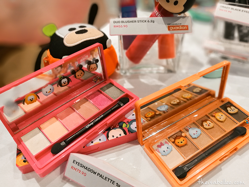 Disney Tsum Tsum x Cathy Doll Eyeshadow Palette