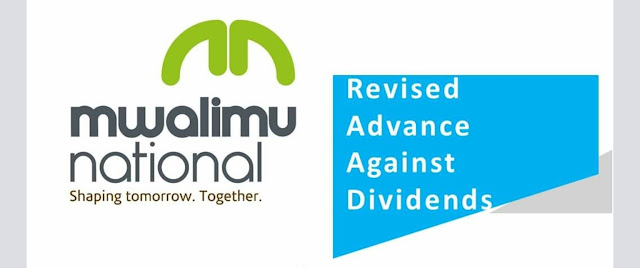 Mwalimu National sacco dividends