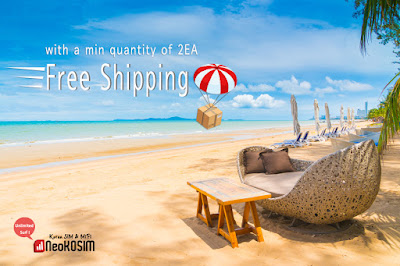 Korea SIM Card, NeoKOSIM, 2nd hot deal 2019 with up to 30% off and free shipping on a min quantity of 2 EA