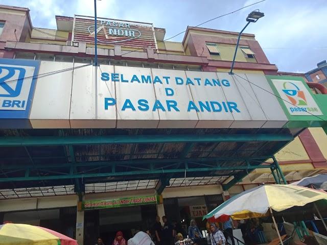 Pasar Andir Potensi Destinasi Wisata Belanja Murah Kota Bandung