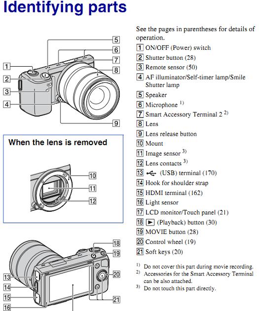 sony alpha nex cameras and e mount lenses rh sonyalphanex blogspot com Sony TV Repair Manual Sony TV Manuals