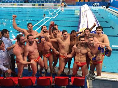 WATERPOLO - El Waterpolo masculino busca volver a lo mas alto en Rio
