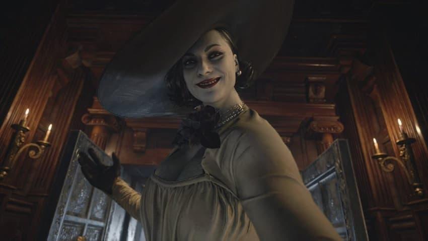Resident Evil Village - Полная история вампирши Альсины Димитреску