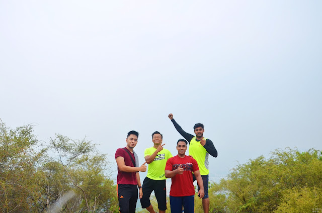 Bukit Tabur East Summit