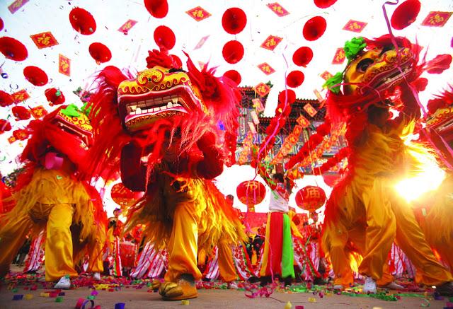 Văn hóa đón Tết Nguyên đán của người Trung Quốc