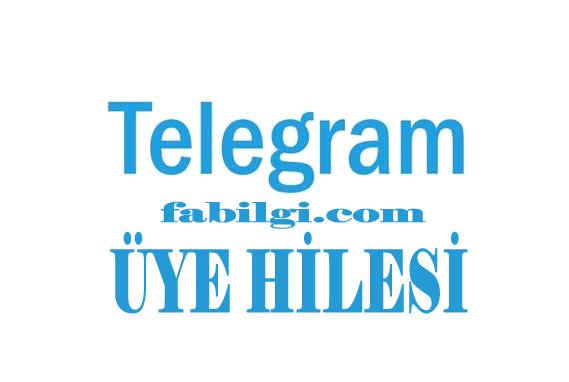 Telegram Kanalına Üye Kasma Hilesi Lois Bot Kullanımı 2020