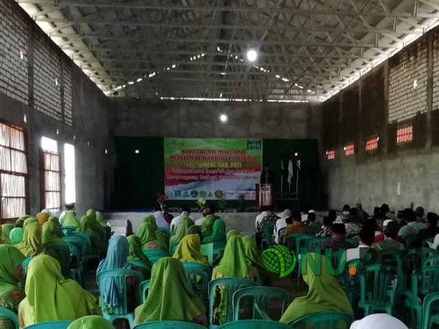 Konferensi MWC NU Muslimat NU Winong