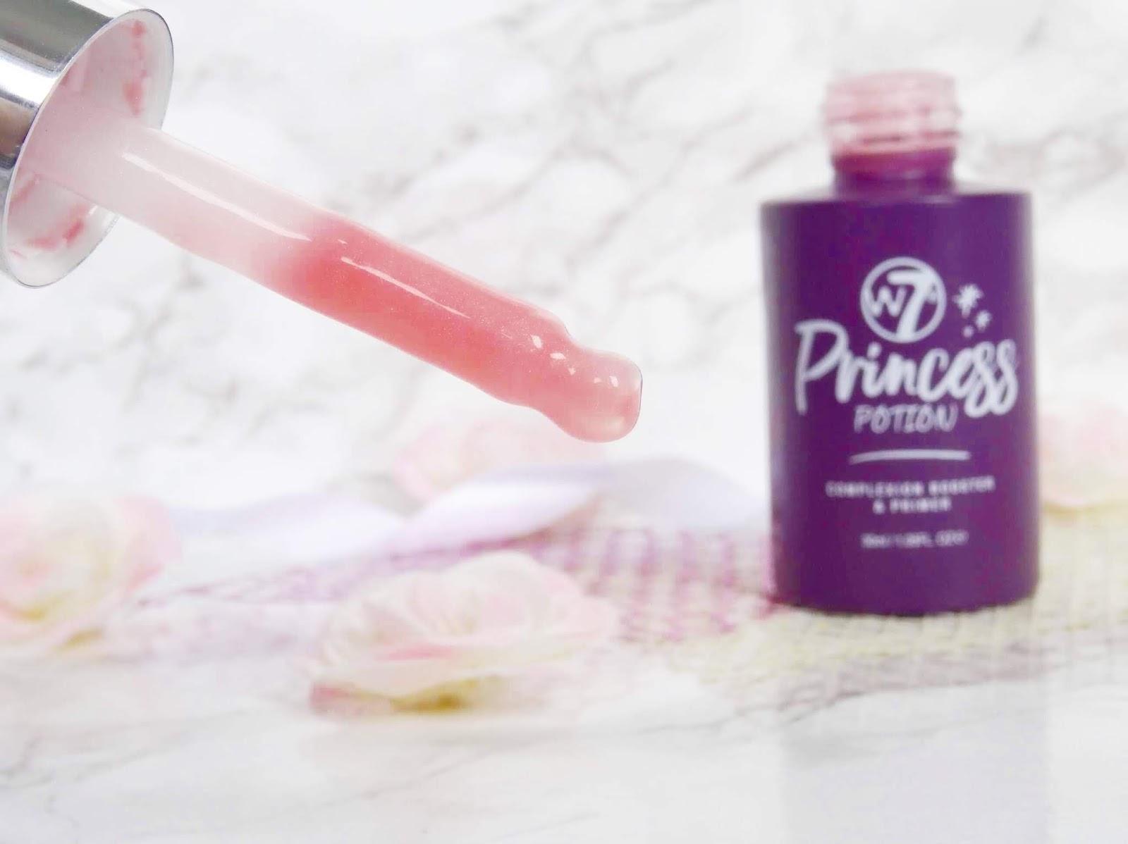 W7 Princess Potion Review