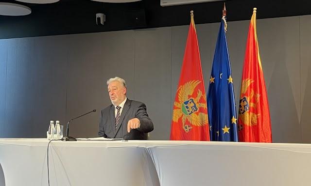 Krivokapić predstavio sastav Vlade: Ovo su kandidati za ministre