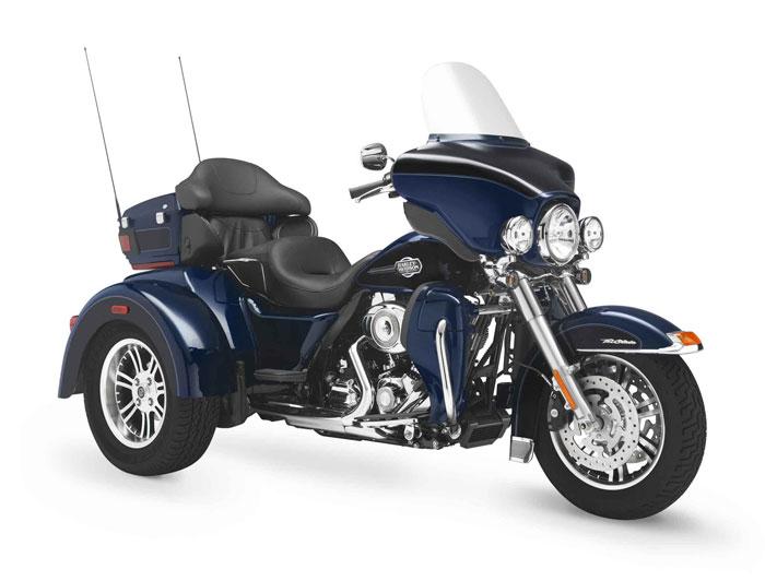 2012 Harley Davidson Flhtcutg Tri Glide Ultra Classic Review: 2012 Harley-Davidson Tri Glide Ultra Classic FLHTCUTG