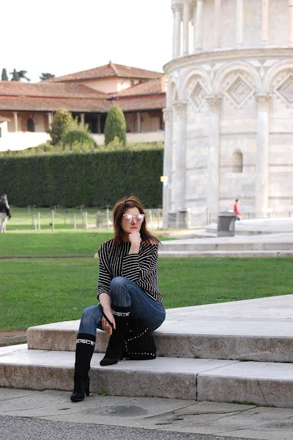 le blogger fotografate
