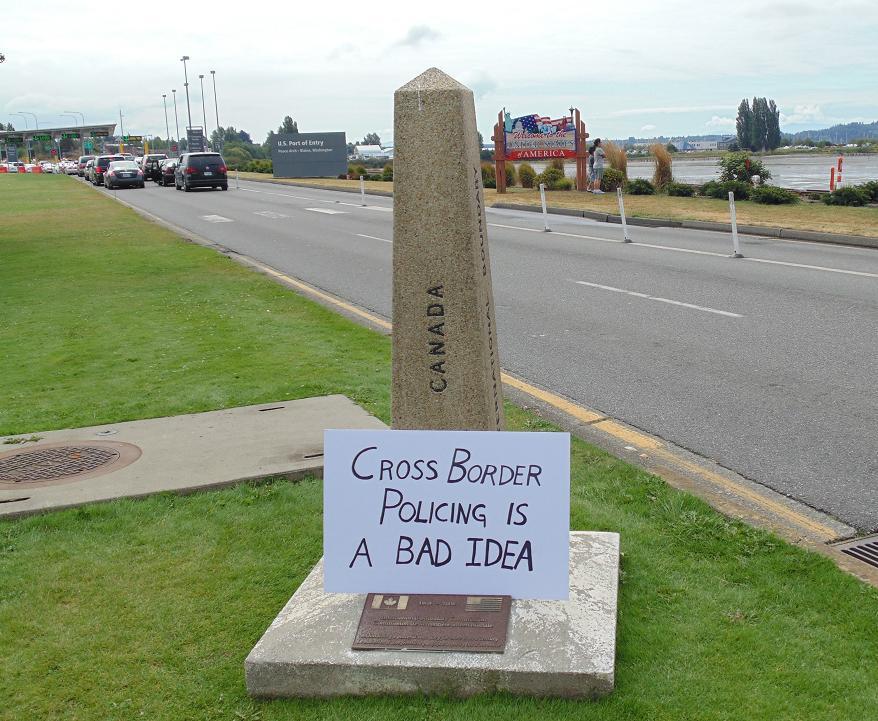 Cross Border Policing Is Still A Bad Idea