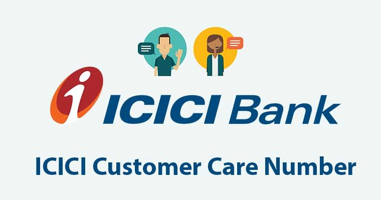 icici bank customer care number in india