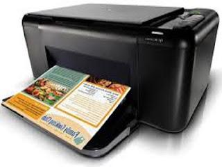 Image HP Deskjet F4583 Printer