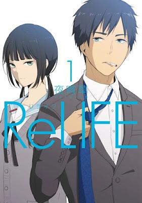Manga: Finaliza el manga ReLIFE de Yayoiso con capítulo epílogo