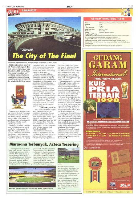 YOKOHAMA THE CITY OF FINAL
