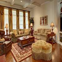 Funescapegames Traditional Living Room