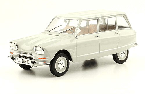 Citroën Ami 6 1961 coches inolvidables salvat
