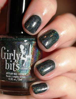 Girly Bits Cosmetics Merci