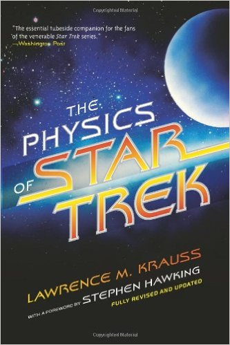 The Physics of Star Trek front cover