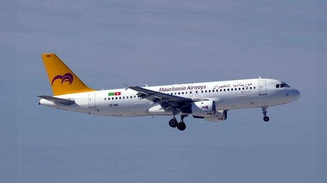 موريتانيا للطيرانMauritania Airways