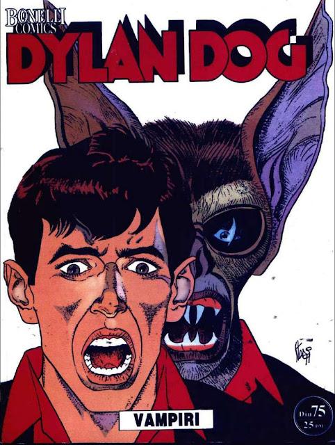 Vampiri - Vannini - Dylan Dog