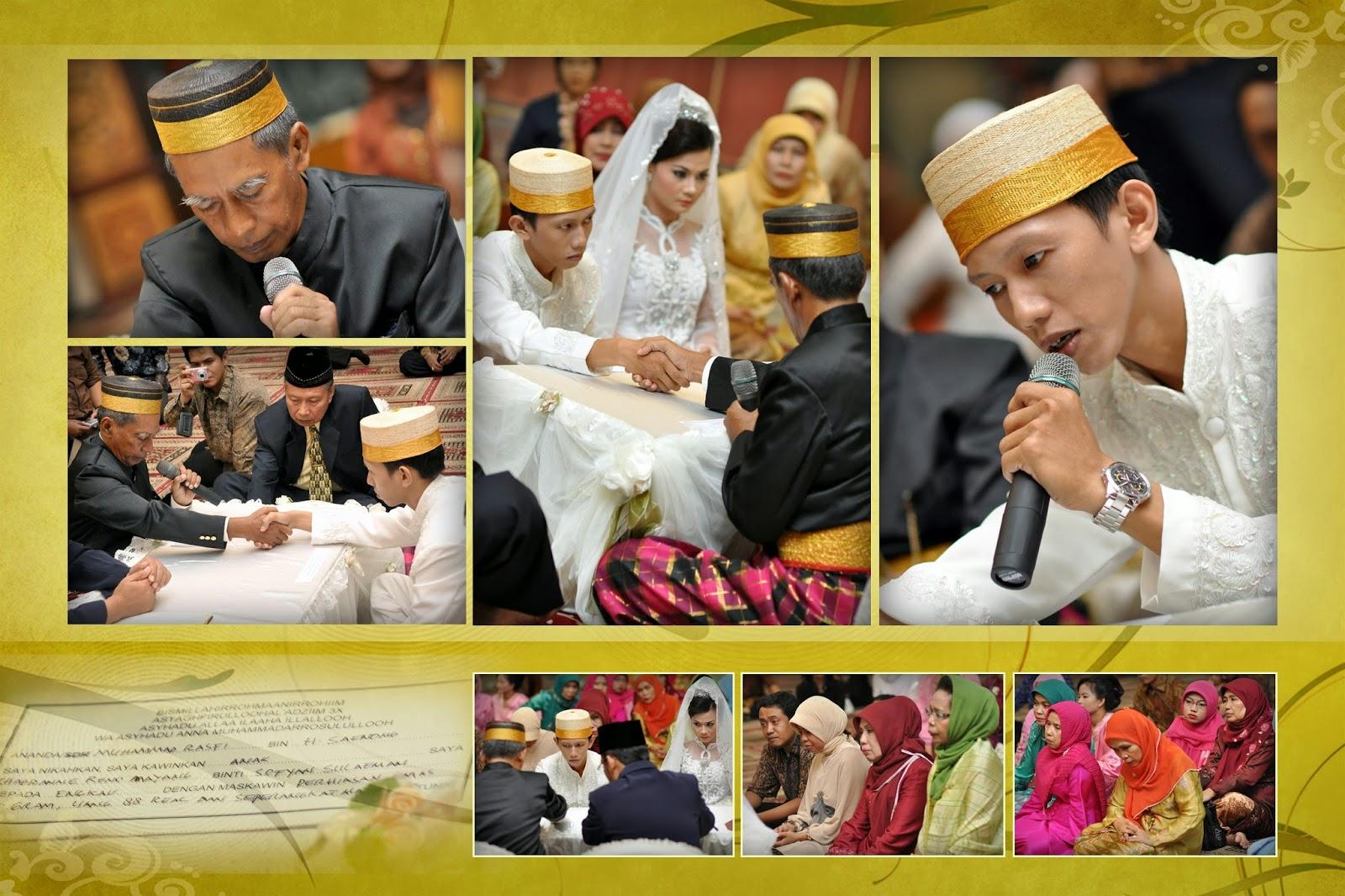 Liputan Foto Pernikahan